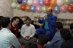 فیلم مراسم جشن شام ولادت حضرت علی اکبر علیه السلام – ۹۸/۰۱/۲۸