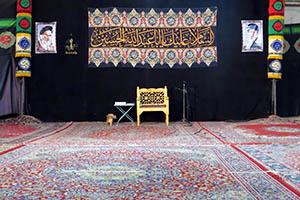 تصاویر مراسم عزاداری دهه اول محرم ۱۳۹۹